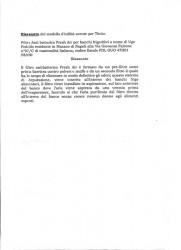 Brevetto Filtro 003